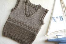 sweters niños