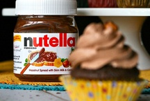 sweets: Nutella / by Breanne