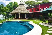 Can Shekinah Dominical Estate - Costa Rica / http://www.dominicalrealty.com/property/?id=425
