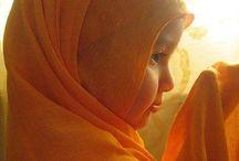 Cute muslims babies