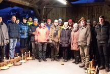 Eisstockschießen 2016 / Der Lions Club Lungau hat beim traditionellen Eisstockschießen gegen die Freunde vom LC Murau einen glatten 3:0-Sieg eingefahren! Damit kehrt der Wanderpokal wieder in den Lungau zurück - sobald die Murauer ihn wiedergefunden haben...