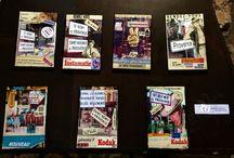 Collection collage exclusif St remy de Provence / St remy collage de vero Chaz