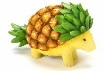 Animals fruit
