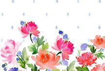 Flower pat
