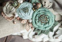 Textil alkotások