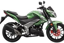 KYMCO CK1 125 Motorcycle / KYMCO has responded to the demands for stylish economical transport by launching the impressive new CK1 125cc Naked Sports motorcycle - priced at just £1999.