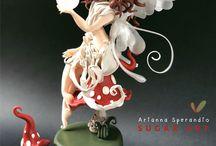 Arianna Sperandio Sugar Art