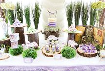 Fantasy Party Inspiration / Ideas and images to inspire a magical fantasy party.
