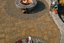 Fire Pit and Patio Ideas