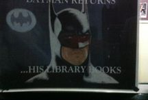 Laughing Librarians / Funny signs and more from librarians.