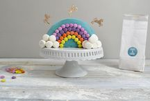 Rainbow Party Board