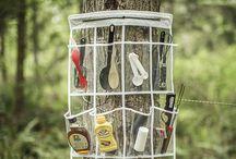 #campinghacks / by WOODCHUCK USA