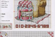 cross stitch (❤❤❤❤❤)