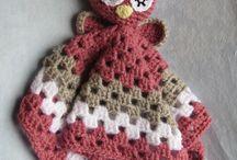 Blanket baby doll