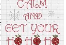 cross stitch / by Joan