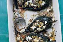Poblano Peppers
