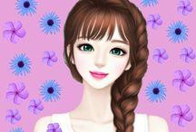 Çekik Gözlü Kız