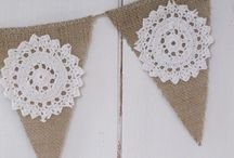dentelle wedding project / Wedding Deco / Dentelle / Traditional / Vintage / ecopaper /Romantic deco / Invitation