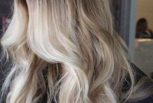 Cold blonde