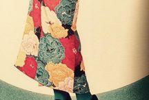 Fashion:着物