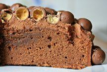 Torty/Birthday cakes / o cudnie wyglądających pyszniastych tortach do zrobienia i zjedzenia