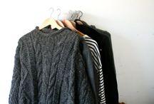 Sweaters / by Amy Schwartz McHugh