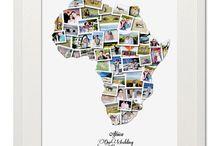 Treasure on the Wall - Wedding / Honeymoon Destination Collages /  #wedddings #weddinggift #honeymoon #anniversary #honeymoon #wedding #weddingday #anniversarygift #personalisedart #live #love #remember #happy #love #memories #keepsake #art #artwork #design #photos #photocollage #gift #giftideas #luxury #luxurygifts #treasureonthewall #virgintravel #nationalweddingshow #theweddingshow