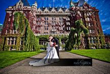 Fairmont Empress / Intimate, lavish and exactly as you dreamed. We make the wedding of your dreams come true at The Fairmont Empress. A unique wedding destination on Vancouver Island