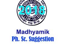 Madhyamik 2018 Physical Science Suggestion | wbbse