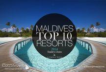 TOP 10 Maldives Resorts 2014