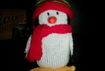 my knitting work / by Ria Van Der Meulen