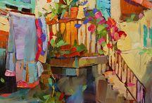 Art * street scenes