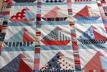 Marine quilts