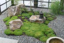 compact japanese garden