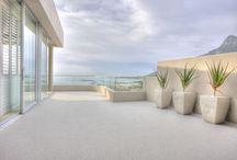 Balcony / Ideas for floor covering