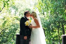 Central Park Weddings / The trees, the views, the quintessential New York wedding. Take a peek at Central Park in all its wedding day glory!