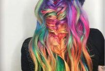 barvicky na vlasky :)