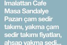 Cafe sedir fiyatları ve modelleri