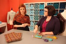 Knitting Daily TV with Vickie Howell - Series 1300 / Knitting Daily TV with Vickie Howell is an exciting needle crafts how-to program on public television covering everything from knitting and crochet to stitching, and beyond. The show introduces viewers to designers, authors and teachers and guides in learning new techniques using the latest products in yarn and fiber.  Download free patterns, meet trendsetting knit and crochet designers, and improve or learn new skills and techniques. / by Knitting Daily TV