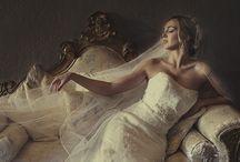 Bridal shoots / Collaborations