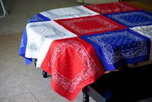 Patriotic crafts and decor / by Michelle Maffei
