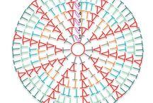 háčkované z.kruhy