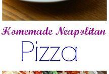 Neapolitan Pizza Ideas
