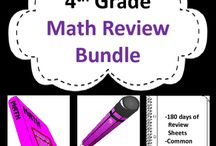 4th Grade Daily Math Spiral Review Worksheets / 4th Grade Daily Math Spiral Review Worksheets. Daily Math Review is designed to give students practice throughout the school year. The level of difficulty increases throughout the year. Great for morning work!