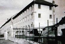 Il Follone - Ex Merlettificio Turck di Pinerolo / Ex Merlettificio Turck, complesso di notevoli dimensioni in provincia di Torino, è testimonianza tangibile di una delle prime industrie tessili del Piemonte.