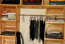 closets de cajas