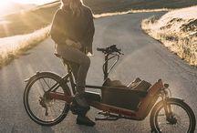 vélos électriques cargos