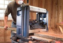 Wood working skills