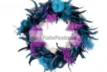 wedding wreathe / by Feather Paradise