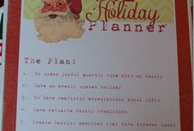 Holiday Happenings I Planning